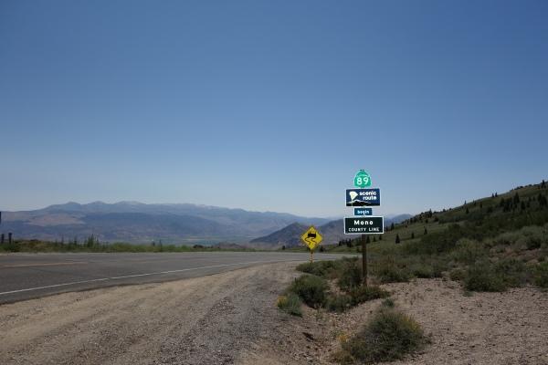 CA 89 - Scenic Route