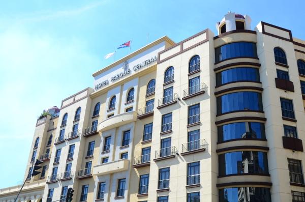 Hotel Parque Central