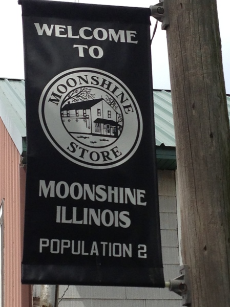 Moonshine - population 2