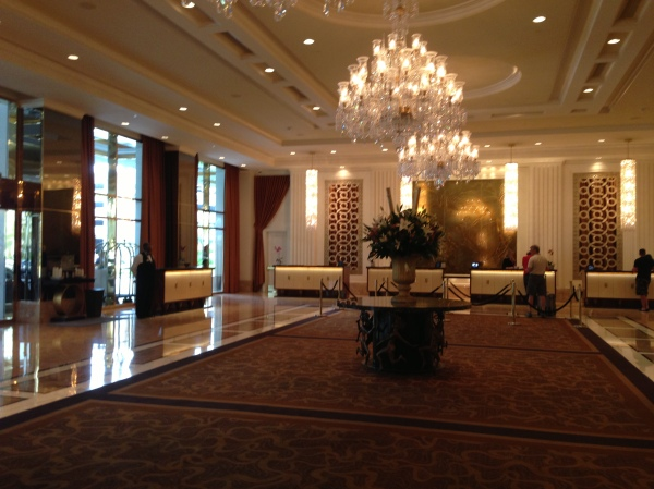 Trump International Hotel Lobby