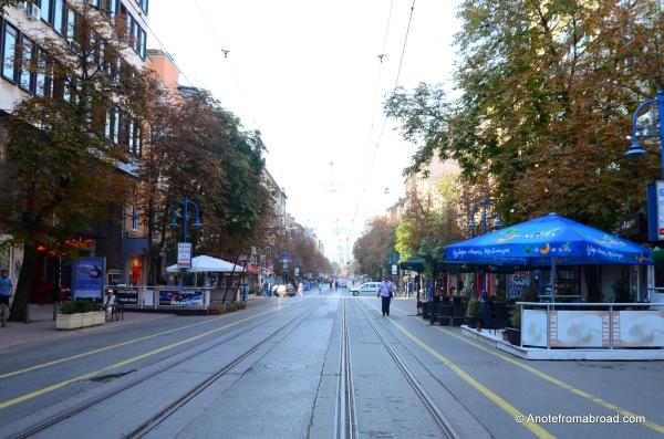 Vitoshka Blvd
