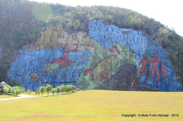 Mural of Prehistory