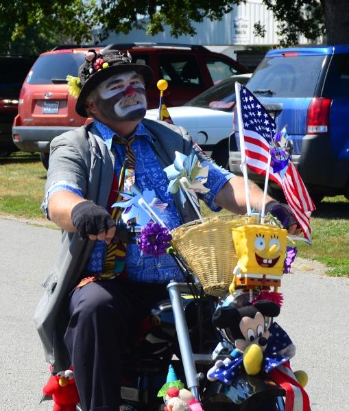 Hume Festival Parade