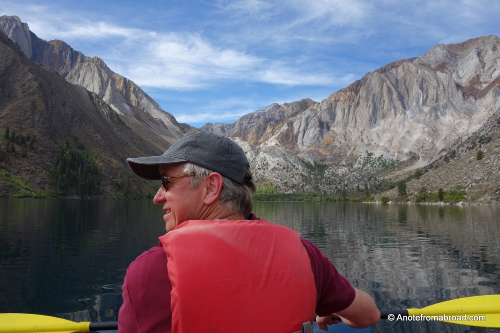 MAMMOTH LAKES - 10 things to do when there is no snow (5/6)