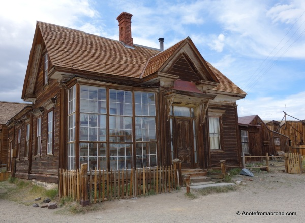 James Stuart Cain's Home