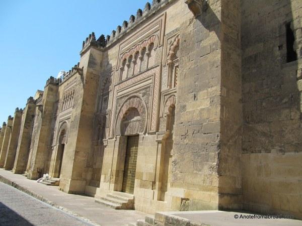"Cathedral of Cordoba aka Mosque of Cordoba, or ""Mezquita"""