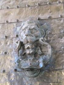 Door knocker or decoration