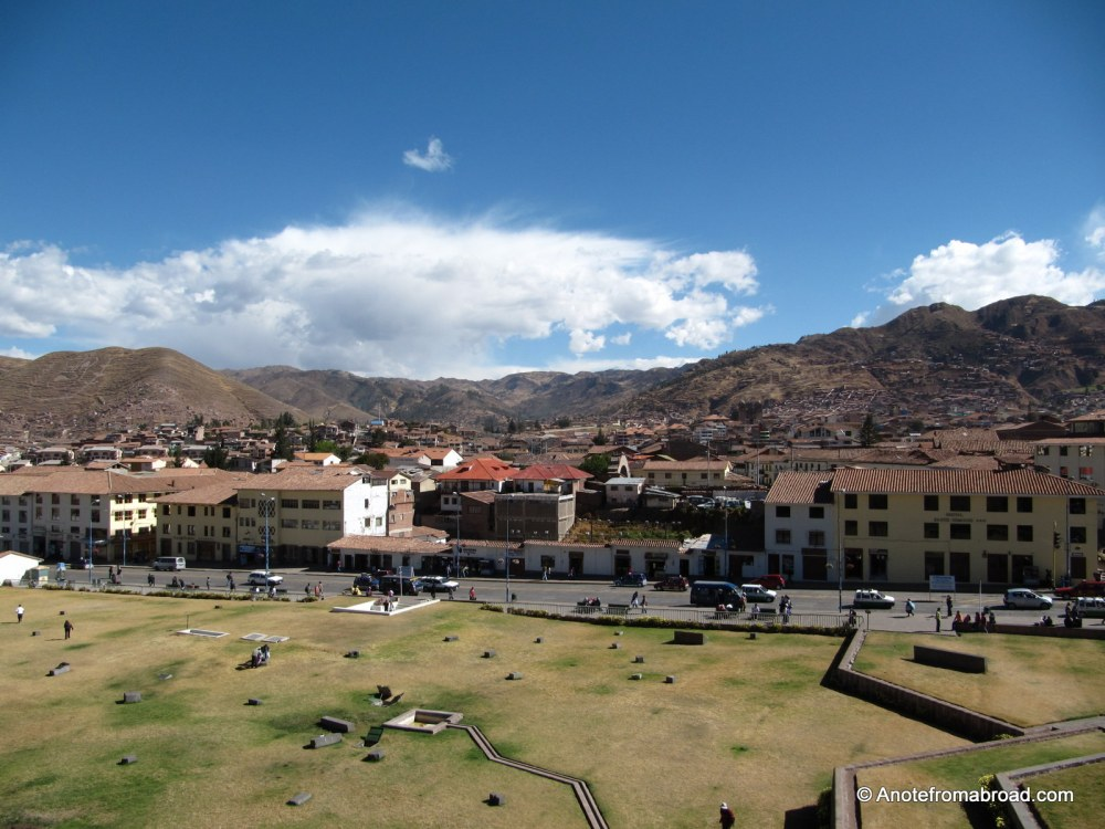 PERU - The city of Cusco, UNESCO World Heritage Site, colorful, vibrant, welcoming (1/6)
