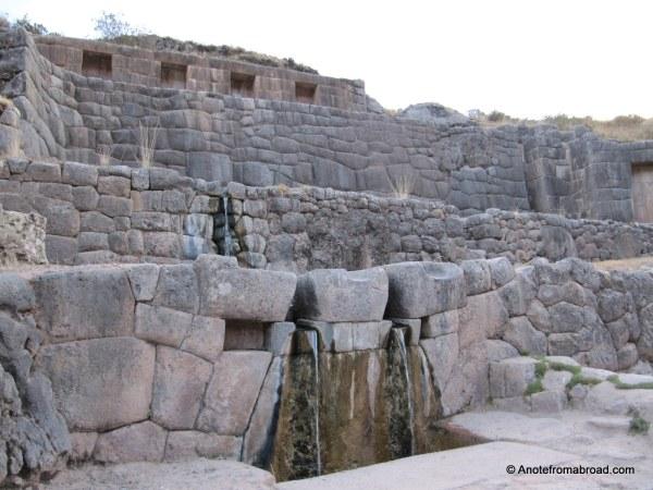 Tambomachay - royal bath or fountain of youth?