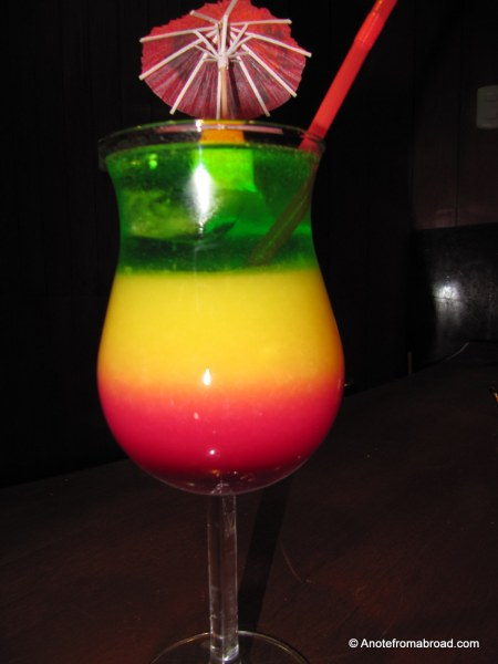The Machu Picchu Cocktail
