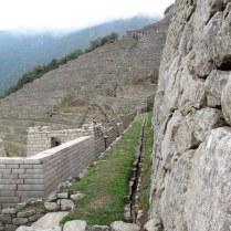 Elaborate aqueduct system