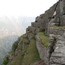 Steep terraces