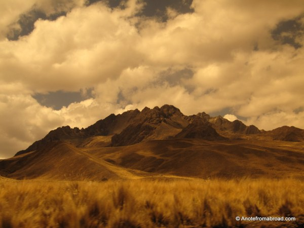 Traveling from Cusco to Puno