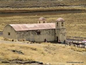 Barn, home or church?