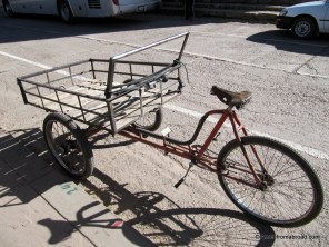 Delivery bike