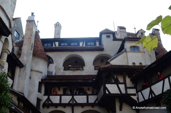 Bran Castle aka Dracula's Castle