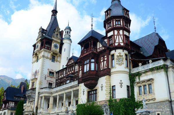Pele's Castle