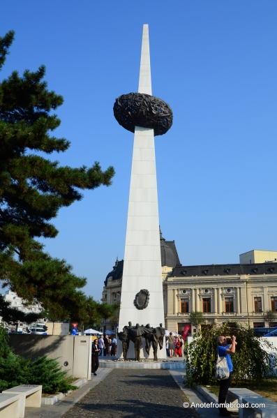 Revolution Square Monument