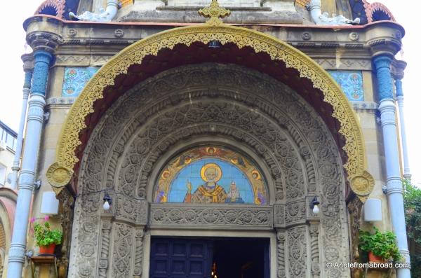 St Nicholas Russian Church