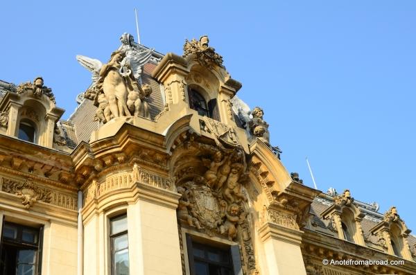 Cantacuzino Palace (George Enescu Museum)