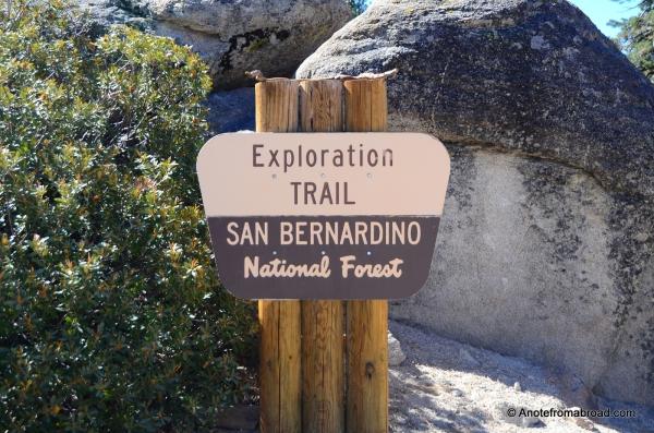 Exploration Trailhead