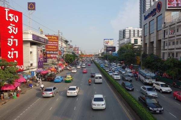 Rama 4 Road, Bangkok