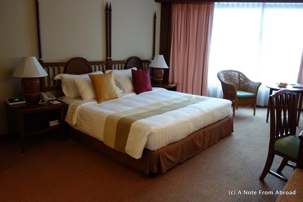 Dusit Island Resort Hotel