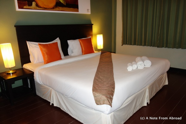 Orange Tree House, Krabi Town