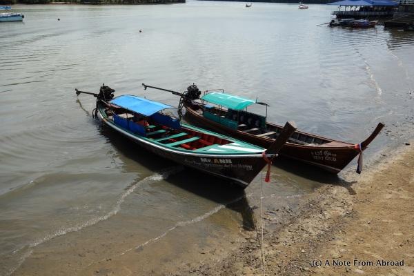 Mr Ann's boat