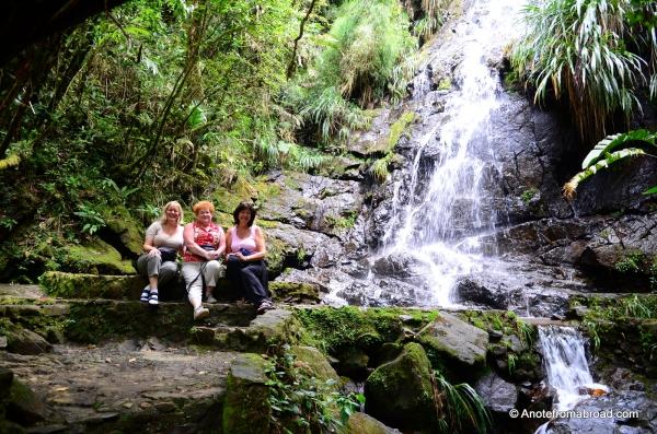 At Biotopo del Quetzal