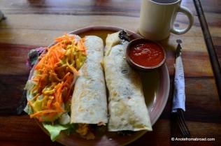 Lunch at El Retiro