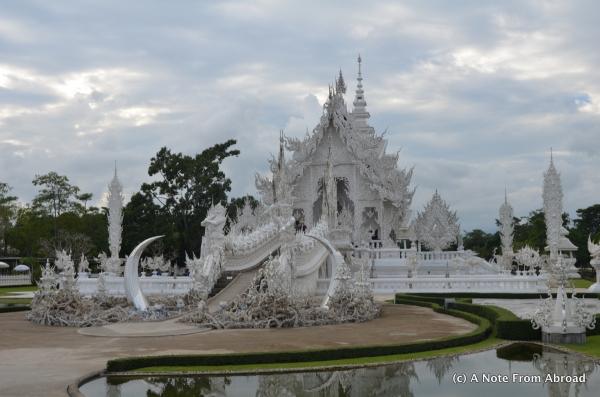 Wat Rong Khun,