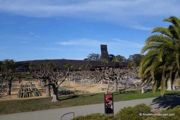 De Young Museum, Golden Gate Park