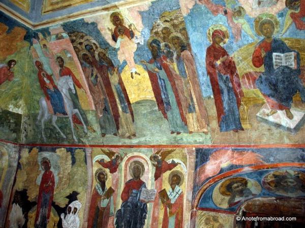 Elijah the Prophet, Interior