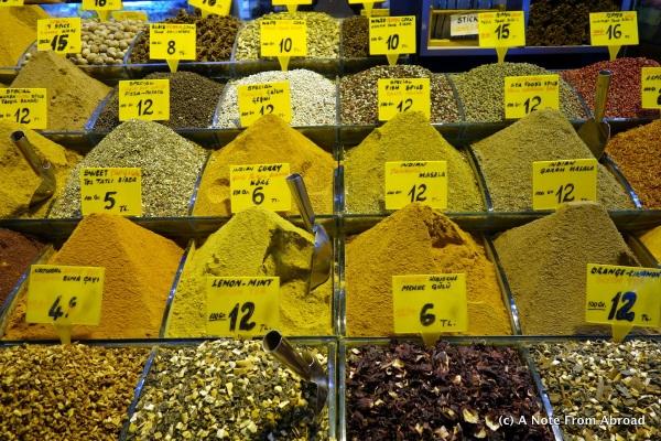 Inside Spice Market