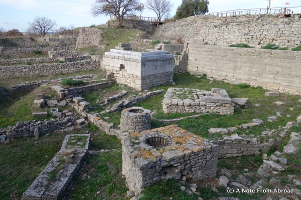 Ruins of Troy - The Sanctuary