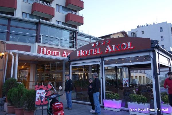 Hotel Akol