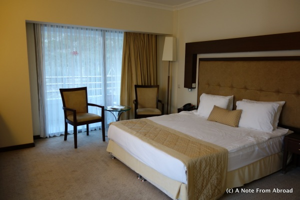 Room at Korumar