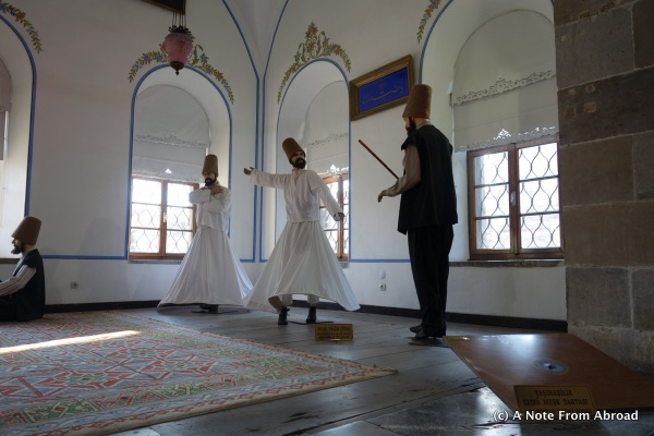Whirling Dervish Museum