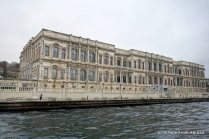 Ciragan Palace - A very expensive, exclusive hotel