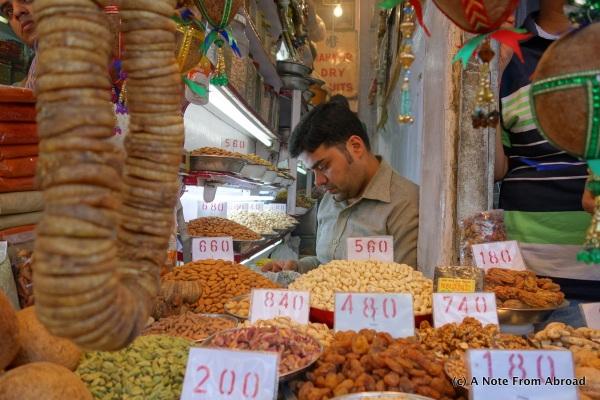 Spice Market vendor