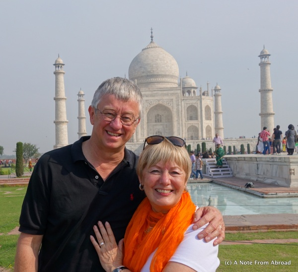 Tim and Joanne, another happy love story...