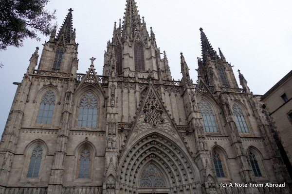 Cathedral of the Holy Cross and Saint Eulalia (Barcelona Cathedral)