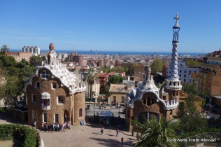 Gaudi creations