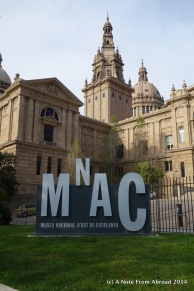 MNAC (National Museum of Catalan Art)