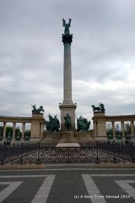 Monument at Hero's Square