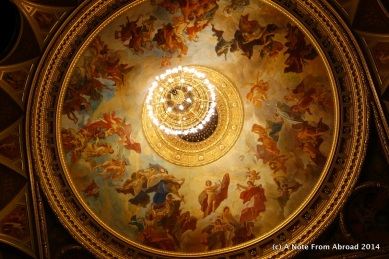 Opera House Ceiling