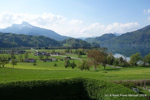 Landzeit Mondsee (I think)