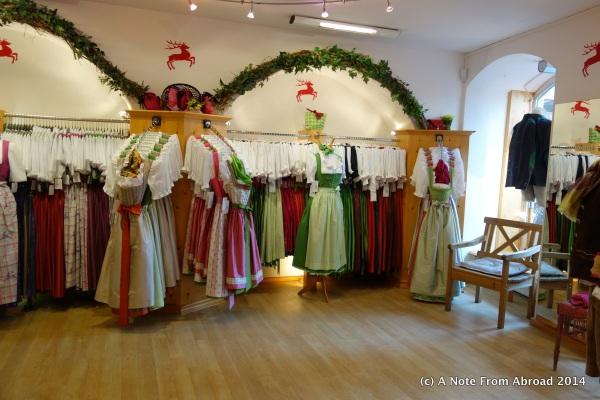 Local dress styles