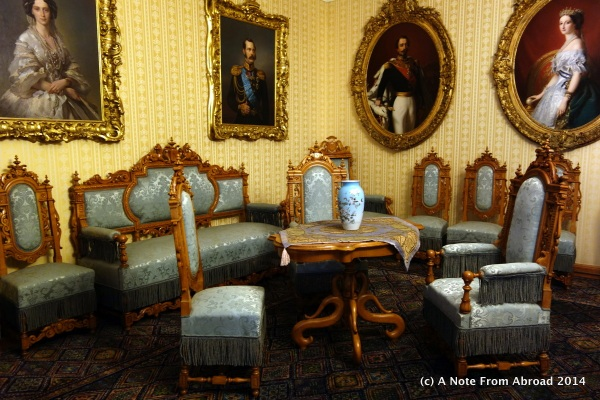 Inside King Nikola's Museum